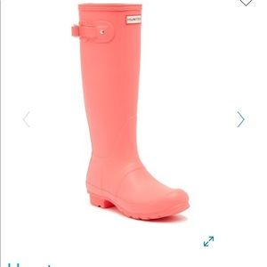 Hunter | tall waterproof rain boots